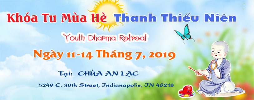 Youth Dharma Retreat