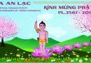 Thư Mời Đại Lễ Phật Đản Phật Lịch 2561