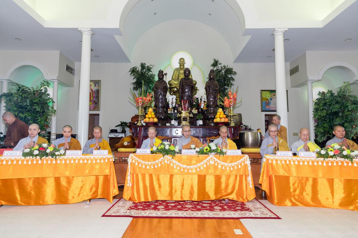 Lễ Thọ Bồ Tát Giới Tại Gia - Ngày 12/07/2017
