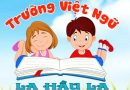 Vietnamese School Is Opening in April 2019