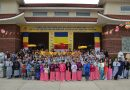 10th Year Anniversary Celebration Of The Main Buddha Hall