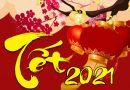 Thư Mời Tết Nguyên Đán Năm Tân Sửu 2021